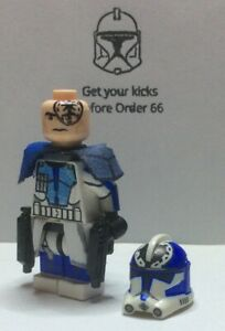 Lego Star Wars minifigure Trooper - Clone Custom ARC Trooper Jesse