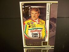 Rare Terry Labonte #44 Kellogg's  Press Pass VIP 2006 Card #58 BY THE NUMBERS