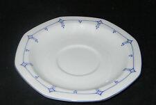 Seltmann Weiden Mirabell Ninette blau Untertasse 14,5 cm (zur Kaffeetasse)
