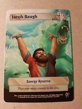 SCG Jacob Baugh Energy Token  - Star City Games MTG Magic the Gathering