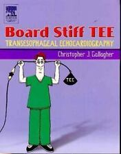 Board Stiff TEE : Transesophaegeal Echocardiography by Steven Ginsberg, John...