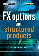 The Wiley Finance: FX Options and Structured Products 331 by Uwe Wystup (2007…