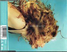 """MADONNA - 5"""" CD - Ray Of Light (+ Ultra violet mix / Liquid Mix) 4 Mixes"""