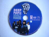 Deep Purple	Heavy metal pioneers	DVD	hard rock	music Smoke on the water Hush