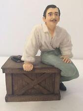 Ardleigh Elliott Gone with the Wind Captain Butler music box & figurine 73474
