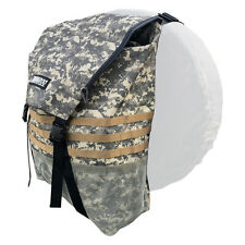 Trasharoo Spare Wheel Rubbish Bag - Camo - DA1594