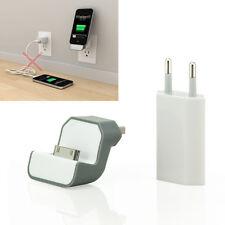 Mur Chargeur Station + 1 A USB Alimentation pour Apple iPhone 3 G 3gs 4 S 4 G iPod