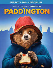 Paddington (BLU-RAY DISC ONLY NO DVD OR DIGITAL COPY)FREE SHIPPING!!
