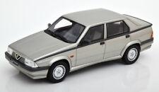 1:18 Laudoracing-Models Alfa Romeo 75 2.0  Twin Spark 1987 greymet.