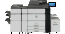 Sharp MX-M904 printer copier scanner - Only 1.6M copies - 90 page per minute