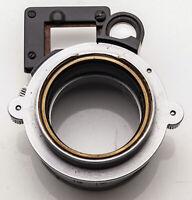 Ernst Leitz Wetzlar Germany Close Up Macro Adapter 5cm - M39 Gewinde