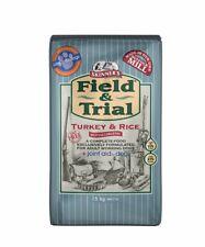 Skinners Campo & juicio comida de perro-Turquía & Rice - 15kg