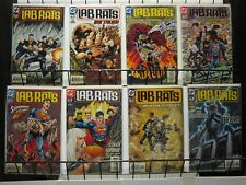LAB RATS (2002) 1-8  JOHN BYRNE  Superman