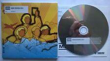 MUSE NEW BORN CD1 CD SINGLE G/F CARD SLEEVE TASTE MUSH92CDS MATT BELLAMY ROCK