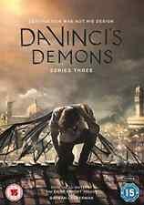 Da Vinci`S Demons S3  DVD NEW