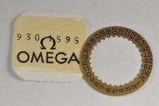 Omega Seamaster 146.011 BULLHEAD Chronograph GOLD Date Disk c. 930 -1595