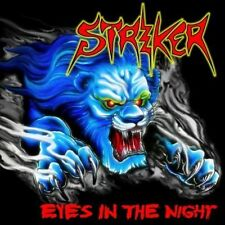 Striker - Eyes in the Night CD 2012 speed metal Canada Napalm Records press