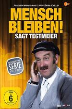 2 DVDs * MENSCH BLEIBEN ! SAGT TEGTMEIER - Jürgen von Manger  # NEU OVP !