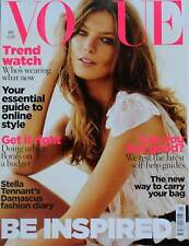 Vogue May 2009 - Mario Testino - Daria Werbowy