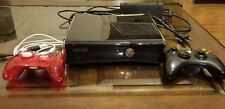Microsoft 2010 X-BOX 360 2nd EDITION USED ( with an NBA 2k 16 game)
