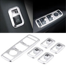 Door Window Switch Panel Trim for Mercedes Benz GLK GLA A B C E Class W204 W212