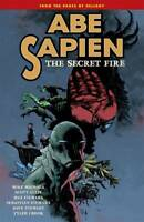 Abe Sapien Volume 7 Secret Fire GN Mike Mignola Max Fiumara Hellboy BPRD New NM