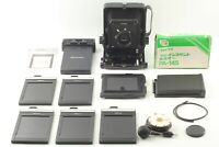 [ N.MINT ] TOYO Field 45A 4x5 Film Camera TOPCOR 150mm f5.6 Lens from JAPAN
