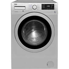 Beko WDR7543121S Standing 7 Kg 1400 Spin Washer Dryer Silver