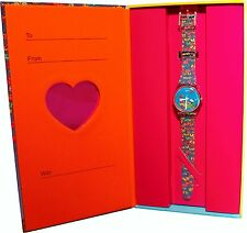SWATCH PLANET LOVE BY MORDILLO GZ 307S, NR 7694/14999, SOLD OUT IN ALL STORES