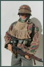 DID DRAGON Custom 1/6 German WWII Elite Sniper Camouflage outfit L@@K