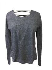 Mandala Longsleeve Pullover Shirt Stripe-Rücken Bio-Baumwolle kbA Gr. L - XL