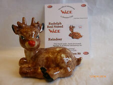 WADE RUDOLPH THE RED NOSED REINDEER 2015 LE 50 RAINDEER