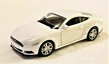 "RMZ City - 3"" Scale Model 2015 Mustang White (BBUF355028W)"