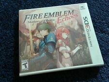 fire emblem echoes: shadows of valentia nintendo 3DS FACTORY SEALED video game