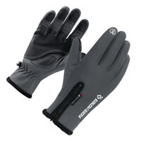 Winter Warm Touch Screen Glove for Tactical Shooting Cycling Fishing Hunting