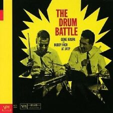 GENE & RICH,BUDDY KRUPA - THE DRUM BATTLE  CD NEU
