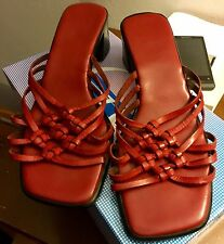 Red Knot Sandals Size 7
