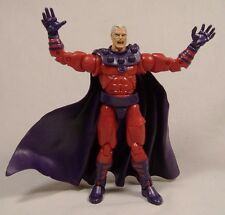 MAGNETO VARIANT MARVEL UNIVERSE LEGENDS UNMASKED ACTION FIGURE 2003 X-MEN SET