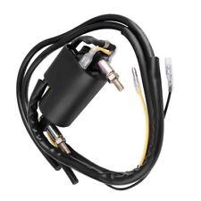Ignition Coil Universal 4 Ohm Dual Output For Kawasaki KZ / Suzuki GS 12 Volt