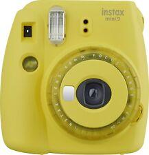 Fotocamera Istantanea FujiFilm Fuji Instax Mini 9 Clear Yellow