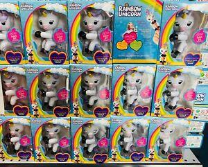 Fingerlings Magical Baby Unicorn Alika 40+ Sounds   5+   WooWee