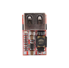 Hot 6-24V 12V/24V to 5V 3A CAR USB Charger Module DC Buck step down Converter