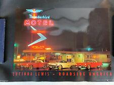 Thunderbird Motel Lucinda Lewis Route 66 Poster
