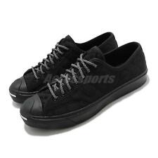 Converse Jack Purcell OX Low Workwear Quilting Black White Men Unisex 169597C