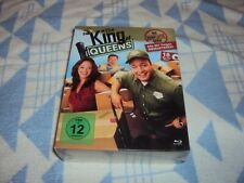 The King of Queens - Die komplette Serie - Queens Box NEU OVP  18 Blu-Ray´s