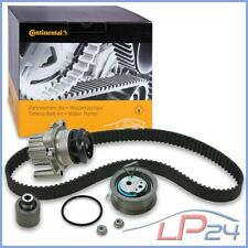 CONTITECH KIT DE DISTRIBUTION + POMPE EAU VW POLO 9N 1.4 1.9 TDI