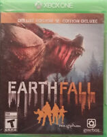 EARTHFALL DELUXE EDITION XBOX ONE NEW & SEALED
