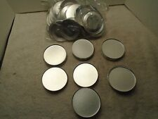 "65 Genuine 2 1/4"" Badge A Minit Pinback Button Sets Blanks Fronts/Backs Pin Type"
