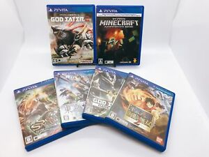 PS Vita Popular Video Games Software Used Japanese Version