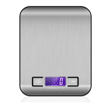 Mini Kitchen Scale Electric Food Weighing Scale Digital Measuring Gram Accurate
